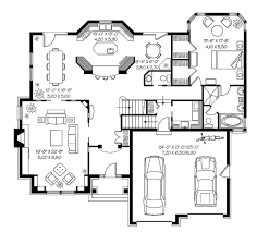 Floor Plans For Mansions Modern House Plan Home Design Ideas