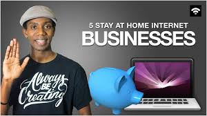 5 small businesses you can start at home youtube