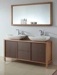 bathroom cabinets contemporary cherry bathroom cabinets