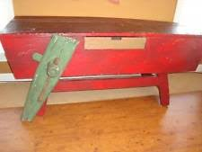 Antique Woodworking Bench For Sale by Carpenters Bench Ebay