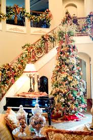 Interior Decorations Home Ideas To Decorate Stairs For Christmas U2013 Interior Decoration Ideas