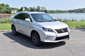 lexus rx f sport gas mileage 2014 lexus rx 350 f sport navi back cam low miles clean