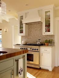 Aluminum Kitchen Backsplash Cottage Looking Kitchens Blue Color Countertop Apron Porcelain