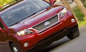 2008 lexus rx400h value 2010 lexus rx350 rx450h u2013 review u2013 car and driver