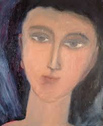 Elizabeth Hunter: Byzantine Head - Elizabeth-Hunter-Byzantine-head-250px