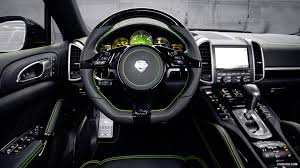 Porsche Cayenne Inside - 2013 techart porsche cayenne s diesel interior hd wallpaper 14