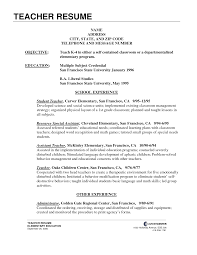 Free Resume Templates For Teachers  free special education teacher     happytom co This Secondary Teacher resume sample was developed for a client seeking a secondary teaching position
