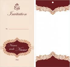 Invitation Card Designer Superb Invitation Card Design Template Free Download Rfa5o8