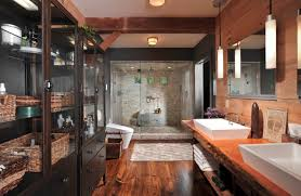 Country Bathroom Designs Rustic Bathroom Showers Rustic Bathroom With Slate Shower Best 25