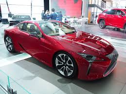lexus coupe lc 500 lexus lc 500 one of the stars at 2016 detroit auto show