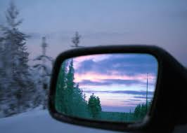 Driving With the Rear View in Mind….