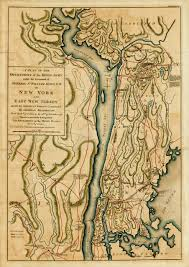 New York Map Us by Map Of The Battles Of Long Island And White Plains New York 1776
