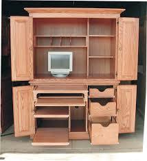 computer table marvelous computer desk armoire photos concept