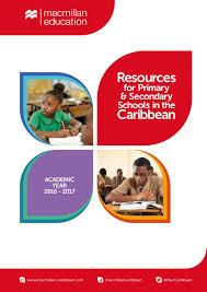 macmillan education caribbean catalogue 2016 17 by macmillan