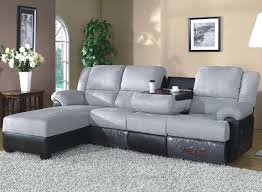 leather sectional sofa recliner southern motion continental reclining sectional royal furniture