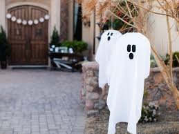 halloween yard decorations diy diy halloween tombstone decorations hgtv