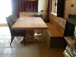 Dining Table With Banquette Banquette Table Surripui Net