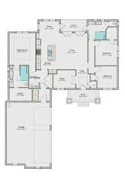 Ranch Style House Plans by Ranch Style House Plan 3 Beds 2 Baths 2100 Sq Ft Plan 481 5