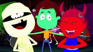 monstre mash up halloween chanson kids song halloween songs