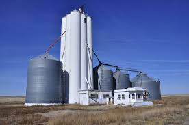 Simple Silo Builder J H Tillotson Contractor Our Grandfathers U0027 Grain Elevators