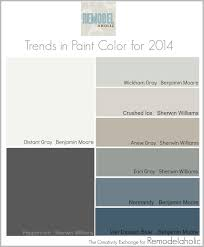 2014 trend colors home design