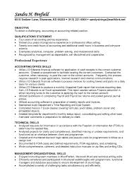 Resume Template  Entry Level Accounting Resume Objective  action