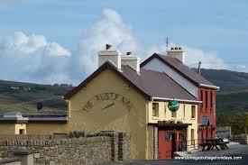 the rusty nail urris inishowen donegal pubs u0026 taverns