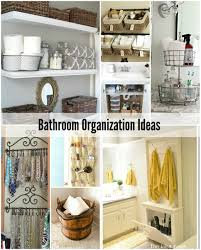 homely inpiration bathroom organizing ideas closet diy