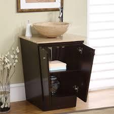amazon com silkroad exclusive travertine stone single sink vessel
