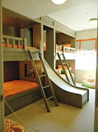 Diy Bunk Bed With Slide by Diy Toddler Loft Bed With Slide Condointeriordesign Com