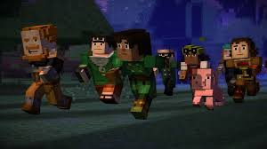 review minecraft story mode episode 3 friends to the end
