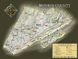 Virginia On Map by Get Real In Monroe County West Virginia
