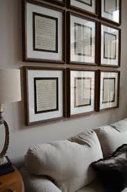 How To Decorate Walls by How To Decorate Living Room Walls With Family Pictures Yellow And
