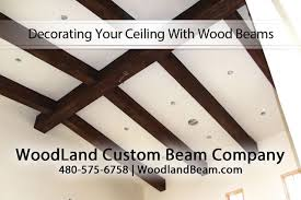 decorating your ceiling with wood beams youtube