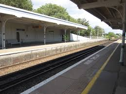 Southwick railway station