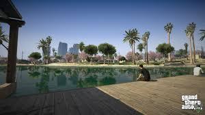 Grand Park Los Angeles Map by Mirror Park Gta Wiki Fandom Powered By Wikia