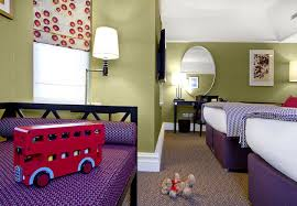 St Ermins Hotel Wants To Attract Spy Kids - Family room hotels london