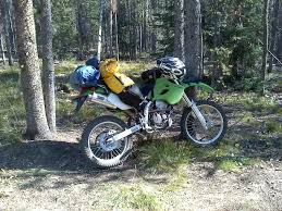 klx250s as an adventure bike page 2 kawasaki forums