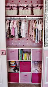 How To Make Closet Shelves by Organizing The Baby U0027s Closet Easy Ideas U0026 Tips
