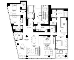 Condominium Floor Plans 4 East Elm
