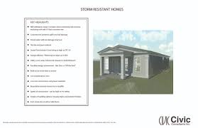 Smith Built Shed by Construction Process S A F E Homes