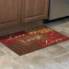Multicolor Rug Mainstays Live Laugh Love Nylon Rug Multi Color 1 U00276