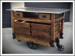 Marble Top Kitchen Island Cart by Kitchen Island Cart Industrial Uotsh Regarding Kitchen Island