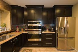 Red White And Black Kitchen Ideas Inspiring Design Brown And Black Kitchen Designs Ideas Simple