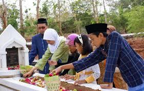 Ziarah Kubur Tradisi Bulan Sya'ban Di Tanah Sambas