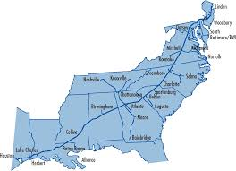 Map Of Northeast United States by System Map