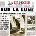 La Lune : la Dépêche du Midi en 1969 | Le Phare