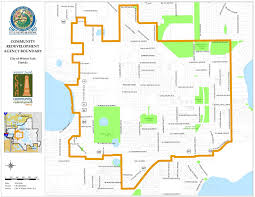 Florida Area Code Map by Community Redevelopment Agency Cra City Of Winter Park