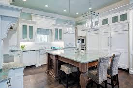 white u0026amp turquoise coastal florida kitchen with amazonite