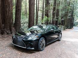 lexus japanese models 2018 lexus ls 500 first drive review big bold and breathtaking